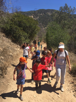 Hiking - Caminata