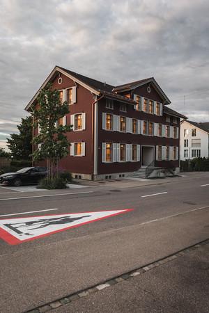 Schulhaus Augarten, Mörschwil