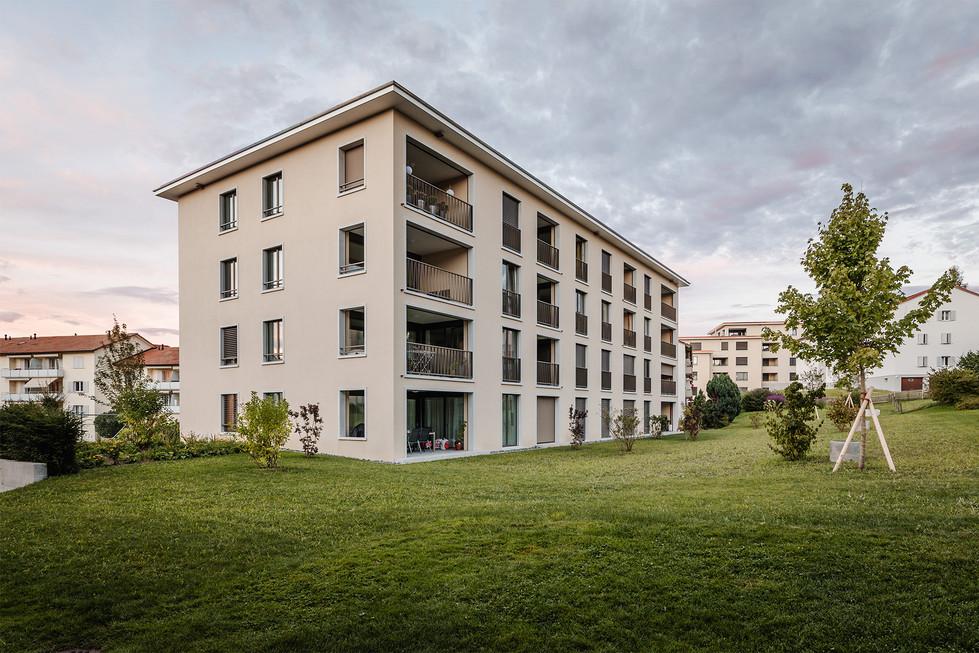 Mehrfamilienhaus, St.Gallen