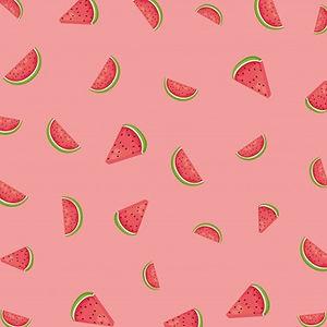 watermelon-pink-fruit-pattern-background