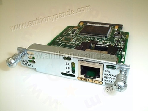 Cisco VWIC-1MFT-T1