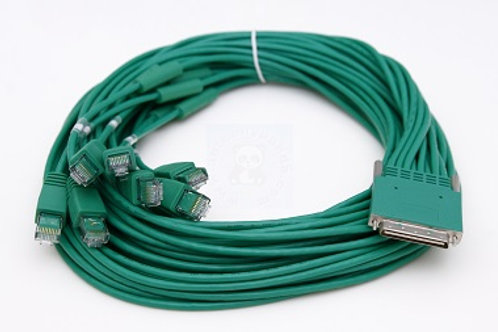 HD8 RJ45 Async cable
