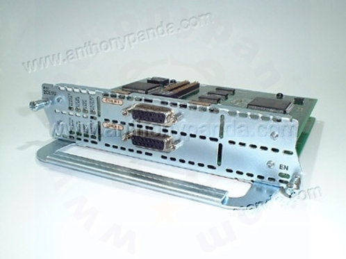Cisco NM-2CE1U
