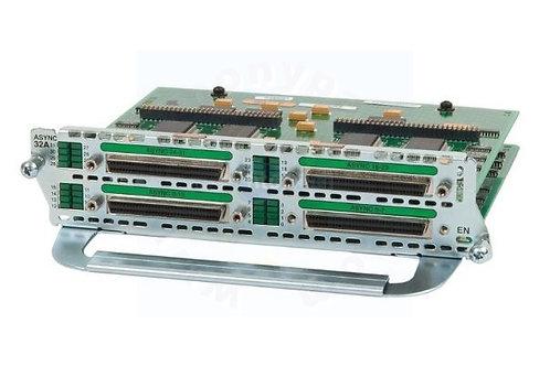 Cisco NM-32A Async Network Module