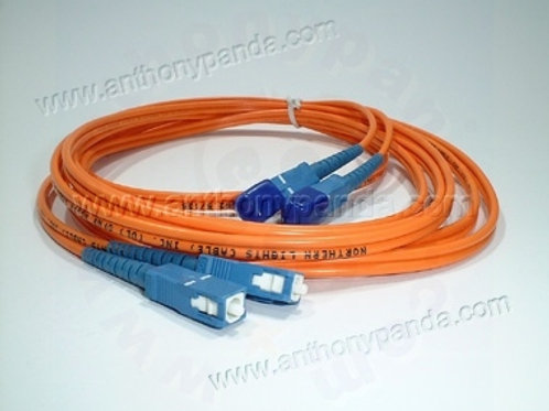 Fiber Optical Cable MM 10 Feet - SC to SC