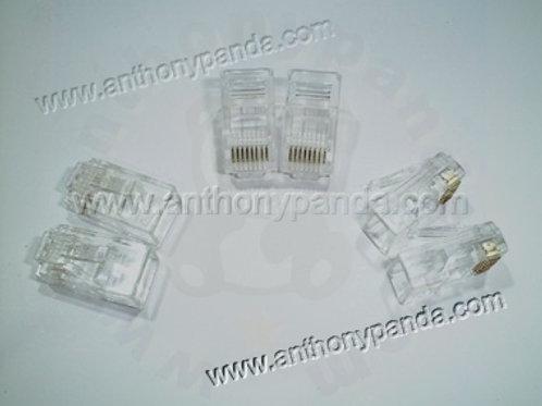 RJ-45 Modular Plug (8P8C) - Qty 1000