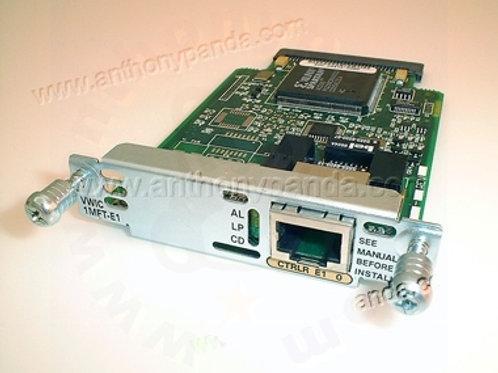 Cisco VWIC-1MFT-E1