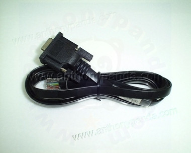 Console Cable For Cisco Catalyst 5500 5000 Supervisor Engine III