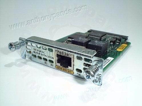 Cisco WIC-1B-S/T BRI ISDN