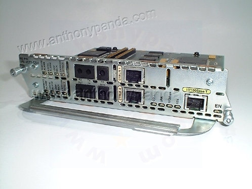Cisco NM-1FE-2CT1-CSU WAN Module
