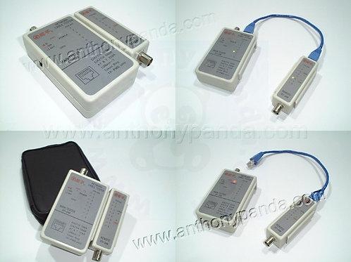 RJ45 10/100 Ethernet BNC Cable Tester