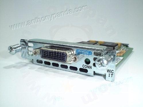 Cisco WIC-1T DB60 WAN Module