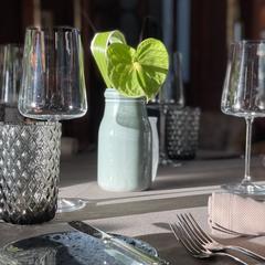 La table du Château. Divin restaurant !