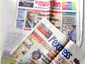 La presse mauricienne : un grand moment de lecture !