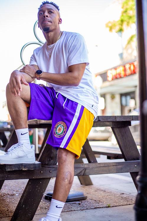 Bully Shorts -Omega Psi Phi
