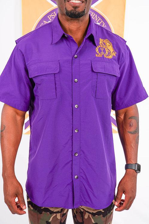 Angler Shirt - Omega Psi Phi