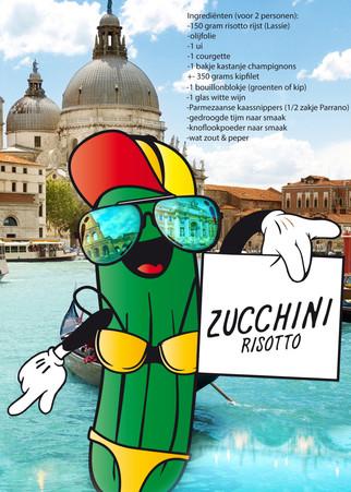 """""""Zucchini Risotto"""""""