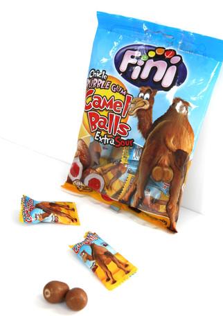 Camel Balls Chewing Gum