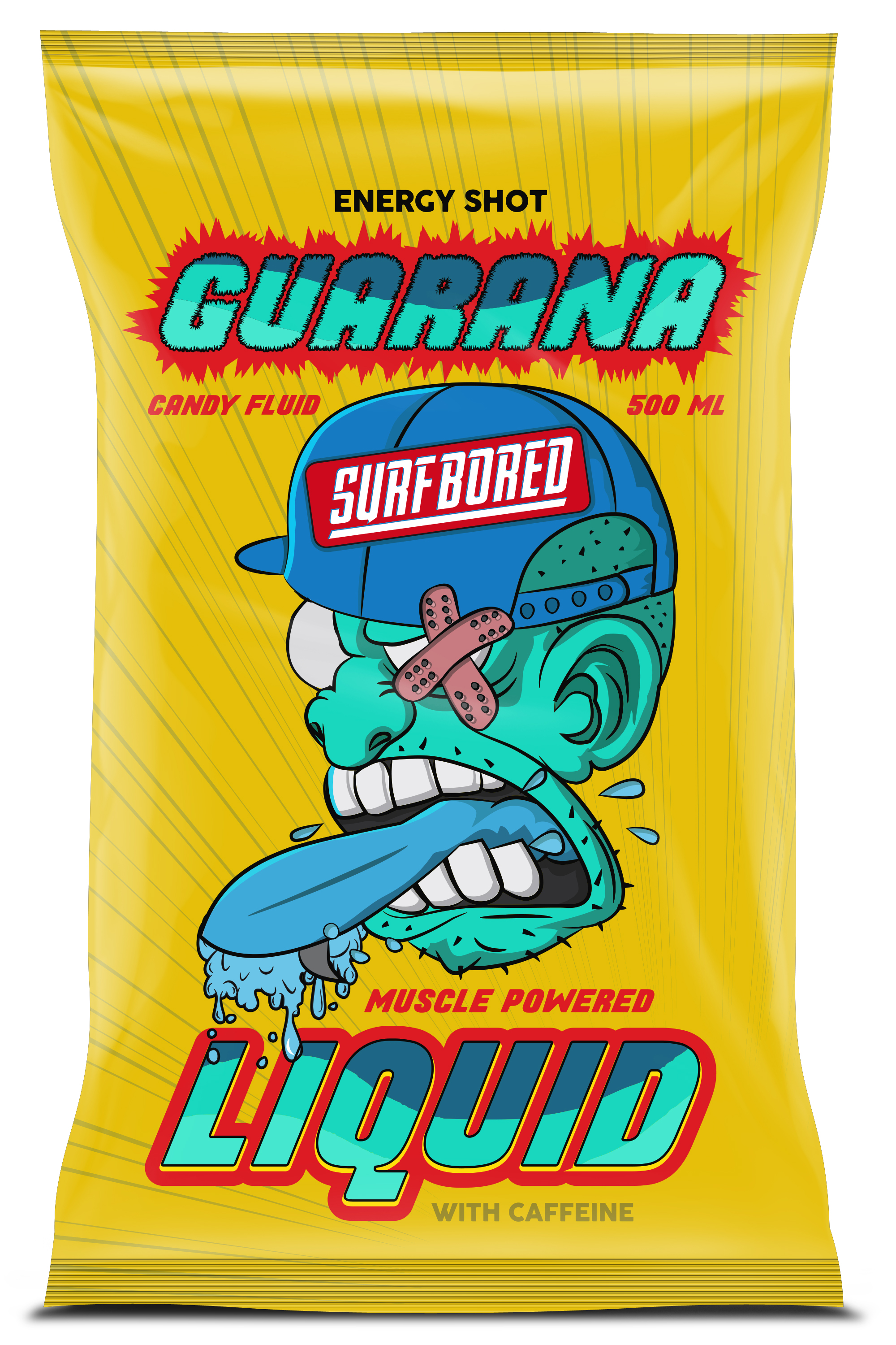 GUARANA LIQUID BAG
