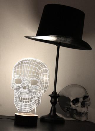 Death Pretty Light..