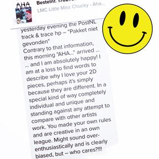 Happy LMC-Message