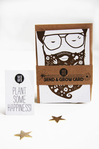Send & Grow a Card