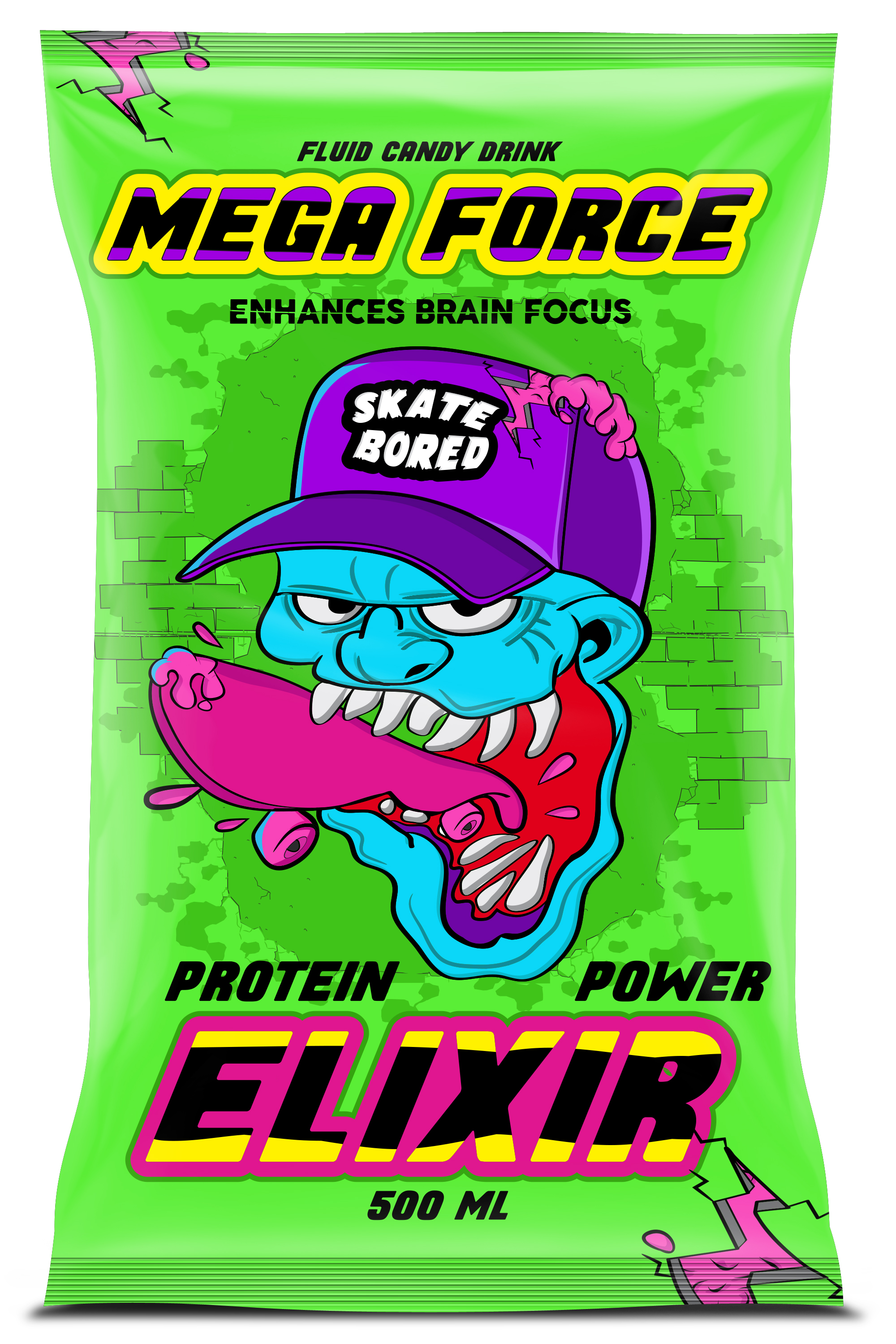 MEGA FORCE BAG