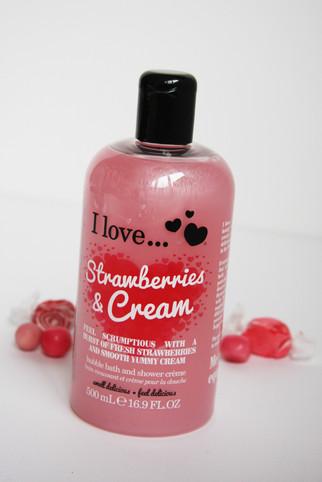 Strawberries&Cream douche