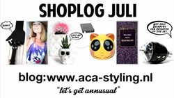 shoplog juli 2015