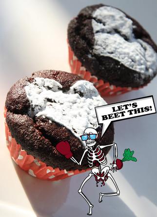 Choco Cupcakes :).