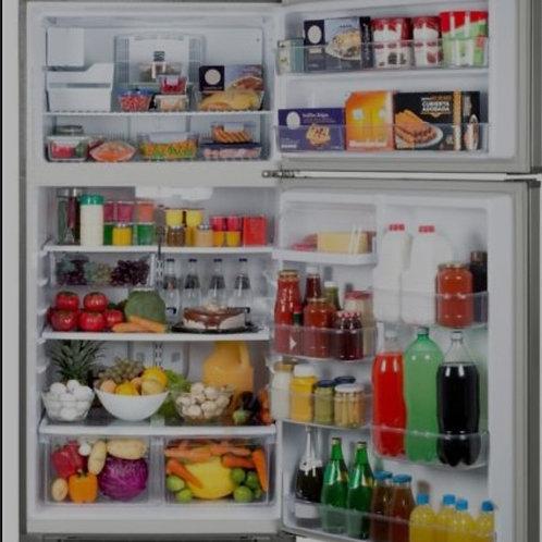 Clean Inside of Refrigerator