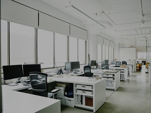 Small Office Clean $60/Hr per cleaner