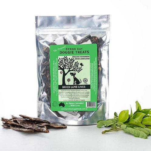Organic Dried Doggie Treats - 120g
