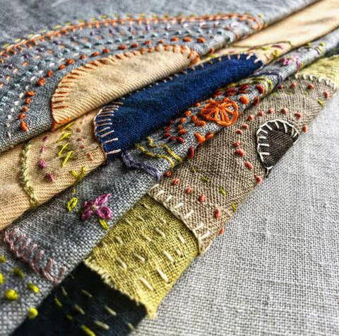 Slow Stitching - Sydney NSW