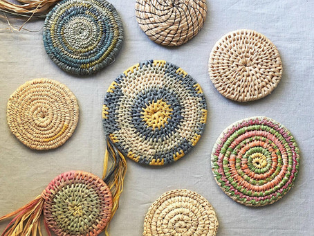 What is raffia? We discuss the material that basket makers love