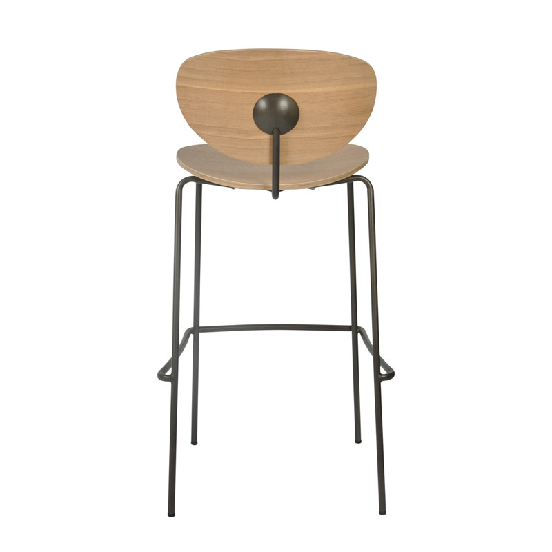 Ovni Barstool Back View