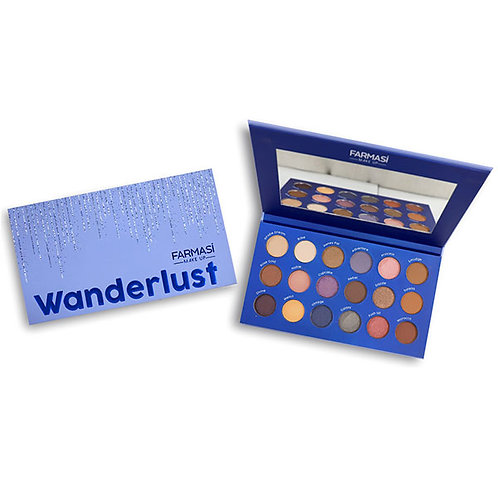 Wonderlust Eyeshadow Palette