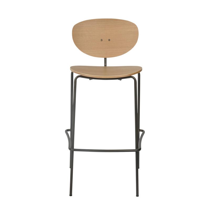 Ovni Barstool Front View