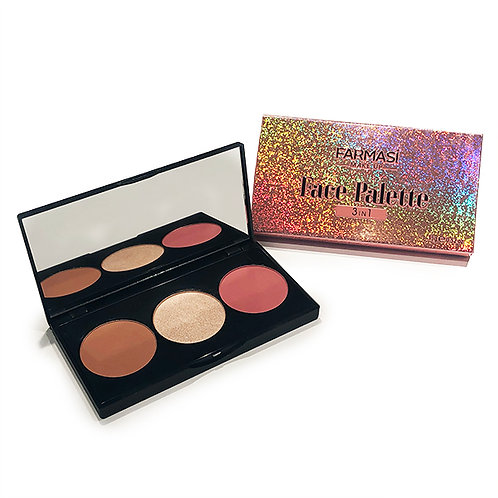 3IN1 Face Palette
