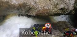 Canyoning-Tour Kobelache