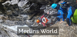 Canyoning-Tour Merlins World