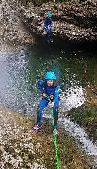 Canyoning Oberstdorf
