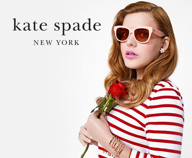 by Emma Summerton for Kate Spade