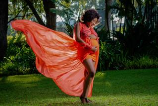 Lifestyle Zanele Maternity Photoshoot
