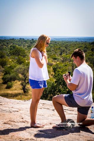 Surprise Engagement Shoot