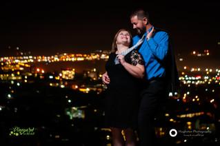 City Light Marike & Ig Photoshoot