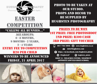 Our first Easter Competition