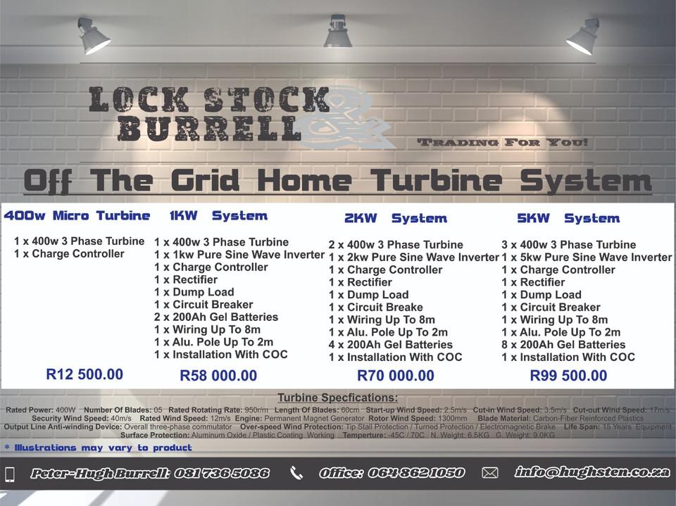 Micro Turbine Systems