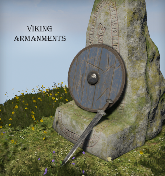 viking arma