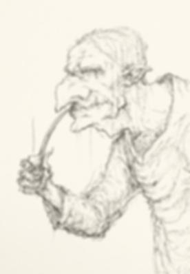Grumpy old hobgoblin